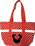 Minnie Mouse Red Tote Bag