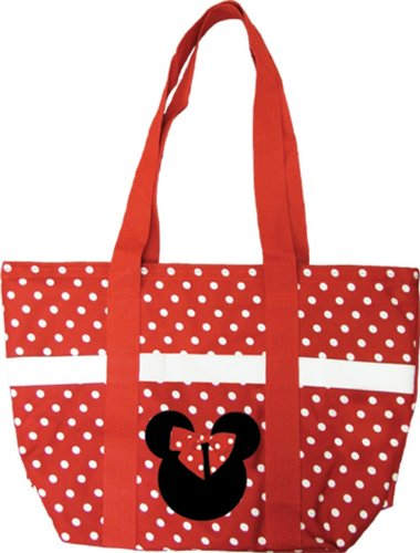 Minnie Mouse Red Tote Bag by Disney