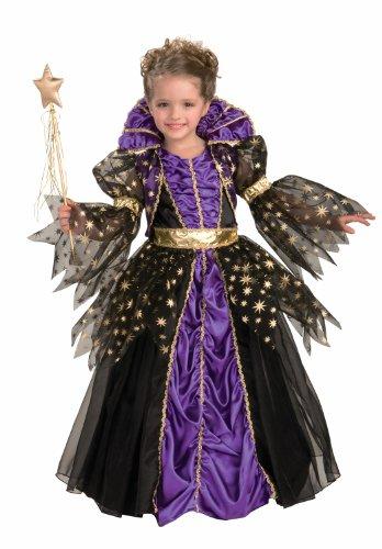 [Child Medium (8-10) Magical Miss] (Beautiful Witch Costumes)