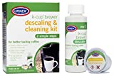 : Keurig K-Cup Machine Descaler & Cleaning Kit by Urnex (compatible with Keurig 2.0 machines, packaging may vary)