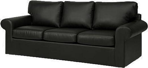 Divani Ikea In Pelle.Custom Slipcover Replacement Copridivano Sostitutivo In Pelle