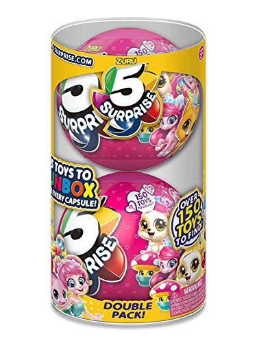 ZURU 5 Surprise Collectable Toy Girls Series 2 Pack