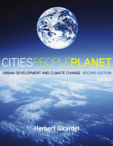 Urban Planet - Cities People Planet: Urban Development and Climate Change