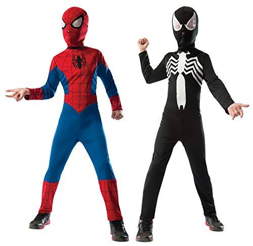 Spider-Man Comic Reversible Child (Reversible Spiderman Costumes)