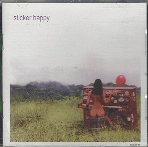 ERASERHEADS: STICKER HAPPY CD