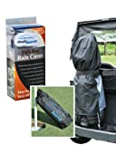 Insta Golf Cloudburst Rain Cover, Black/Gray