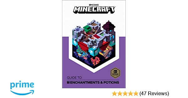 Minecraft Guide To Enchantments Potions Mojang Ab The