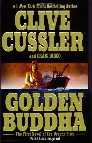 Golden Buddha (The Oregon Files)