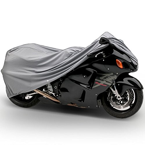 - Motorcycle Bike 4 Layer Storage Cover Heavy Duty For Suzuki GSXR Gixxer Hayabusa 1300