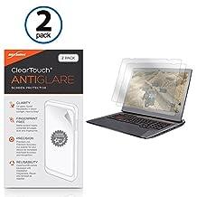 ASUS ROG G752 Screen Protector, BoxWave® [ClearTouch Anti-Glare (2-Pack)] Anti-Fingerprint Matte Film Skin for ASUS ROG G752