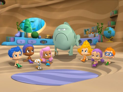 bubble guppies trick-or-treat mr. grumpfish watch online