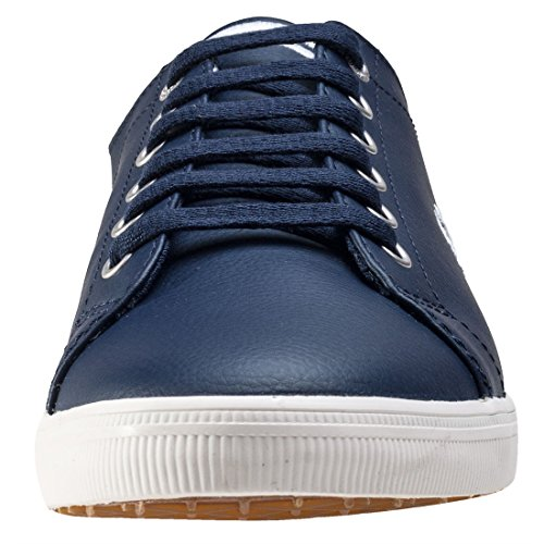 Fred Perry Kingston Leather Carbon Blue B6237UC88, Deportivas