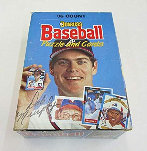 Donruss 1988 Major League Baseball Card Box - 15 Cards X 36 packs! ()