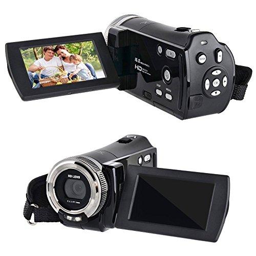 gordve sjb05 mini dv c8 16mp high definition digital video camcorder dvr 2 7 39 39 tft lcd 16x zoom. Black Bedroom Furniture Sets. Home Design Ideas