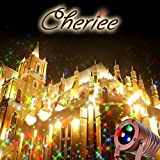 Laser Christmas Lights Outdoor Projector Light IP65 Star Laser Show Decoration Blue & Red & Green Aluminum Laser Spotlights Model-ARGB in Bronze By Cheriee