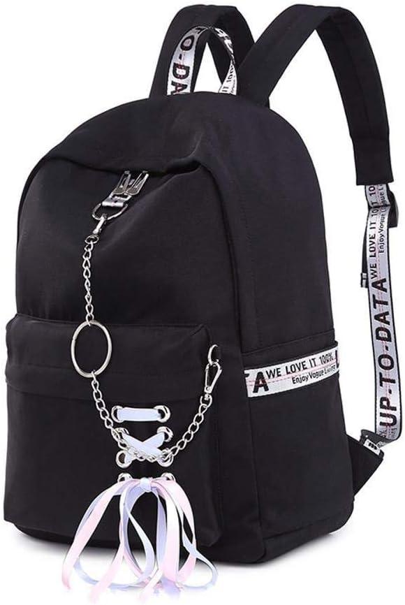 Mayanyan Classic Students Korean Harajuku Large-Capacity Travel Backpack Ladies Gift