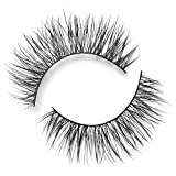 Lilly Lashes Luxury Collection Diamonds | False Eyelashes | Natural Look and Feel | Mink | Stackable & Reusable | Non-Magnetic | 100% Handmade & Cruelty-Free