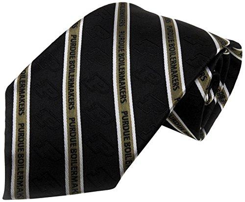 NCAA Purdue Boilermakers Prep Tie, One Size, Brown