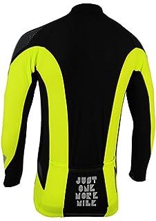More Mile Men s Short Sleeve T-Shirt Royal Blue Cycle Jersey MM1965 ... 770e3ec69