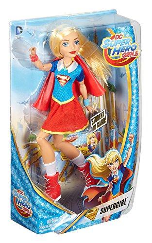 DC Super Hero Girls Supergirl 12″ Action Doll