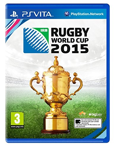 Rugby World Cup 2015 (Playstation Vita) (UK IMPORT) by BIGBEN INTERACTIVE