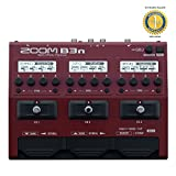 Zoom B3n Intuitive Multi-Effects Processor for