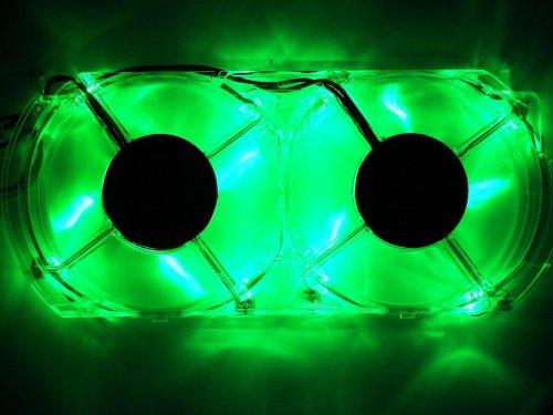 Whisper Fan 360 Green - Xbox 360 Whisper Fan