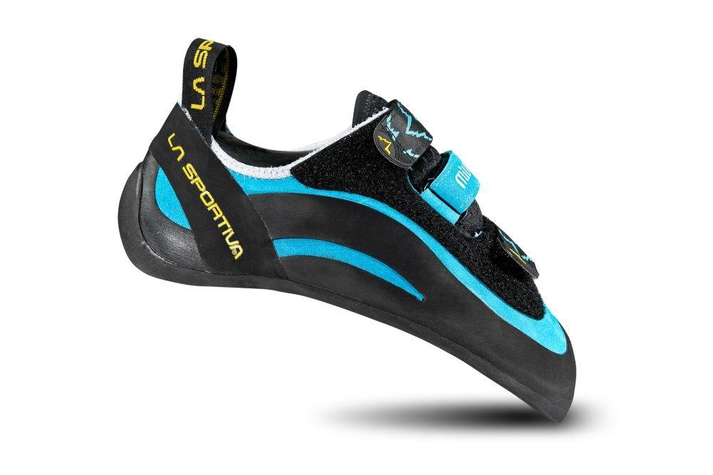 La Sportiva Women's Miura Vs Rock Climbing Shoes Blue - 36