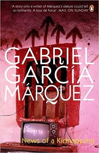 News of a Kidnapping: Amazon co uk: Gabriel Garcia Marquez
