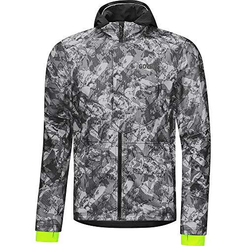GORE Wear C3 Men's GORE WINDSTOPPER Jacket, L, Camouflage from GORE WEAR