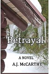 Betrayal by A. J. McCarthy (2015-11-28) Mass Market Paperback