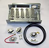 8565582 Heater Element For Whirlpool Kenmore Dryer and complete kits WITH all thermostats and fuses also new belt