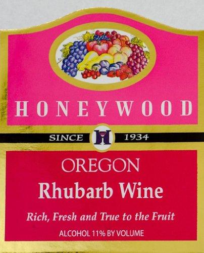 Honeywood Rhubarb