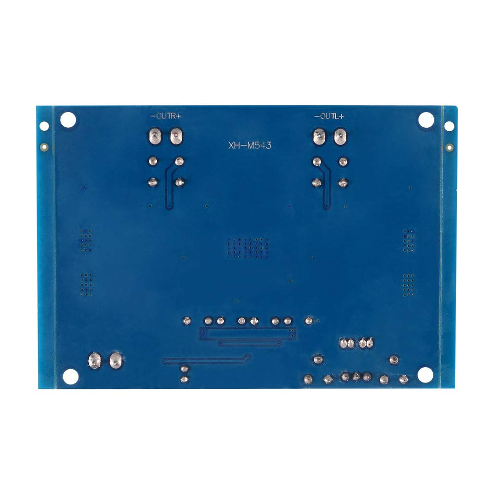 Umlife Tpa3116d2 Dual Channel Class D Digital Power Xh Stereo Wiring Diagram Audio Amplifier Board Dc12 26v High Amp Module For Car Vehicle Computer