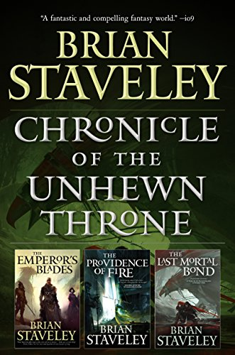 Chronicle Unhewn Throne Emperors Providence ebook