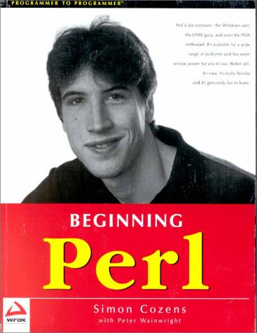 Beginning Perl (Programmer to Programmer) by Brand: Wrox Press