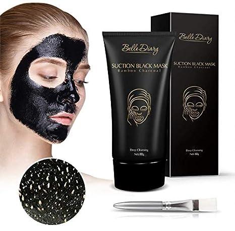 qualité et quantité assurées fréquent prix le plus bas Point Noir Masque Belle Dairy Black Mask Visage Noir Peel ...