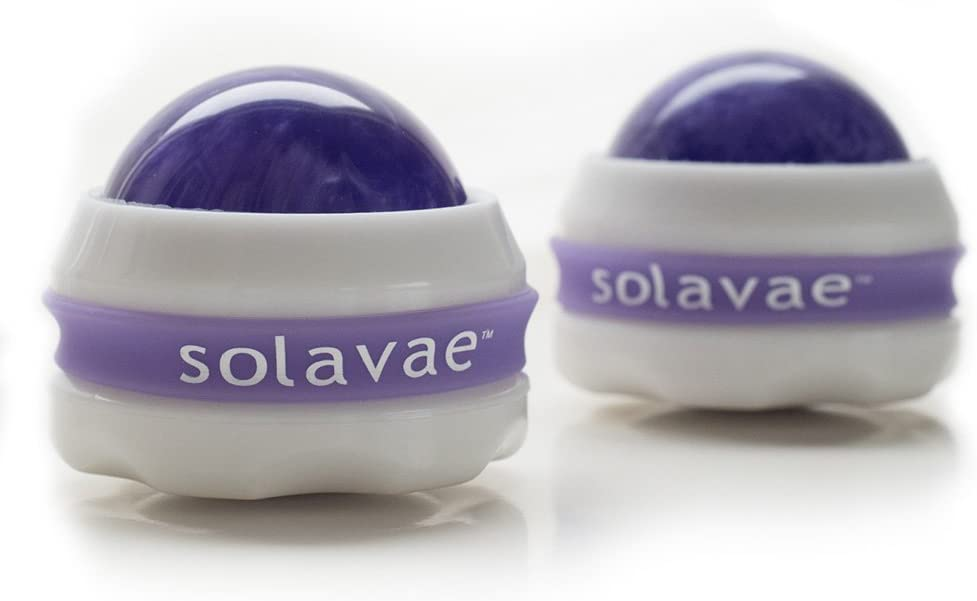 Massage Ball Rollers Therapy Tools for Essential Oils: Health & Personal Care