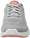 Women's Nike Revolution 3 Grey/Pink/Orange Shoes 6.5