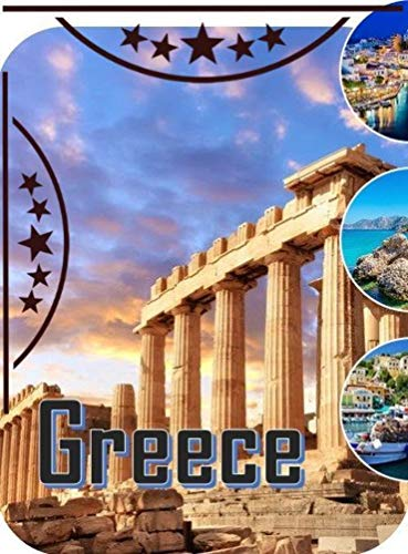 Greece Vacation: Travel. Europe. Overview of the best places to visit in Greece and Aegean Sea (Athens, Thessaloniki, Corfu, Andros, Paros, Crete, Lesvos, Mykonos, Rhodes, Kos & More) (Best Places In Thessaloniki)
