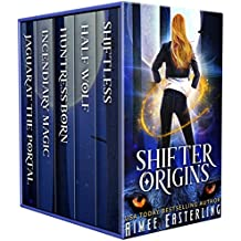 Shifter Origins: A Werewolf, Dragon, and Jaguar Variety Pack