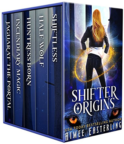 Shifter Origins: A Werewolf, Dragon, and Jaguar Variety Pack cover