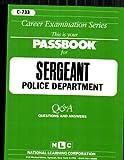 Sergeant, Police Department, Jack Rudman, 0837307333