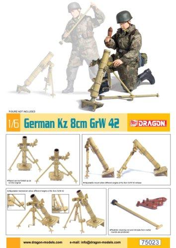 1/6 German Kz 8cm GrW 42