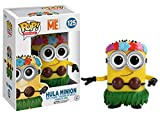 Funko POP Movies: Despicable Me 2 - Hula Minion Action Figure