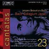 Bach, J.S.: V 23: Cantatas, Bwv 10, 93, 10