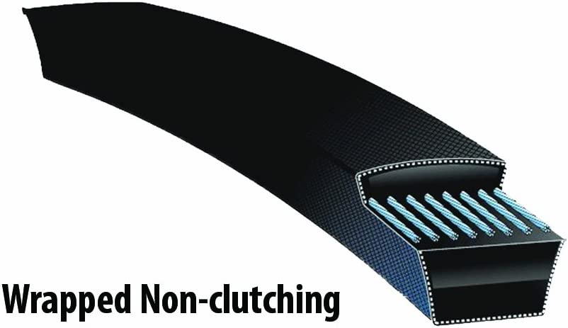 5//8-inch x 106-7//8-inch Oregon 75-243 Replacement Belt for Great Dane D28029