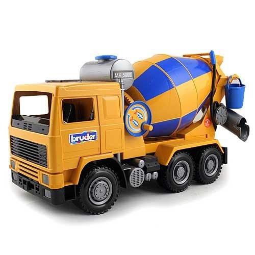 bruder cement truck - 3