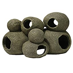 006090 Exotic Environments swim-through Stone pile , Large
