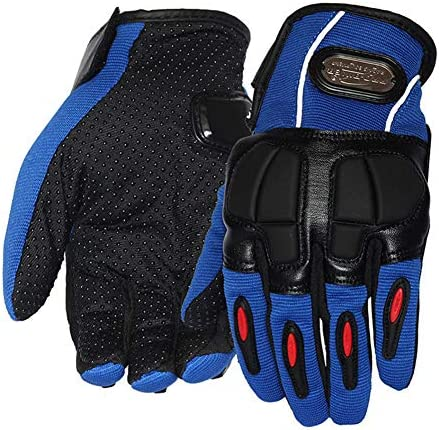 用手袋 メンズ バイク用グローブ サイクリング モーターバイク用手袋 プロテクションタイプ 耐磨耗 滑り止め付き 衝撃吸収 スポーツトグローブ